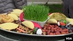 Novruz nemətləri