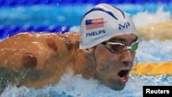Michael Phelps (USA)