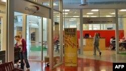"""""""Finansijski park"""" je specijalna obrazovna ustanova koja podseća na tržni centar, ali njene prodavnice služe kao učionice."""