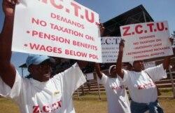 Report on Labour Day Filed By Gandri Maramba