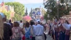 加州迪士尼乐园重新开放