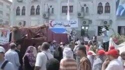 کشته شدن ده ها تن از طرفداران محمد مرسی رئیس جمهور مخلوع مصر