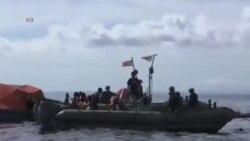 菲救援人員星期日恢復搜救失蹤渡輪乘客