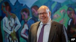 德國經濟部長阿爾特邁爾