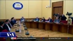 Dorëheqja e Ministrit të Brendshëm në Shqipëri