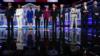 美国民主党总统参选人就外交政策及气候议题进行辩论