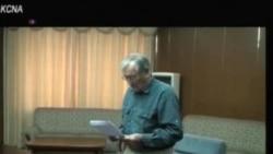 平壤:被扣美老兵承認'犯罪