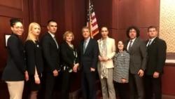 srpski poslanici se sastali sa predstavnicima u Kongresu