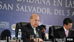 A raíz de esta nueva medida de Estados Unidos, la OEA se podría encontrar sin fondos para seguir funcionando.