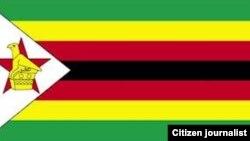 Zimbabwe Falg