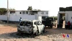 Camp militaire attaqué par une unité rivale à Bouaké(vidéo)