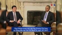 Tổng thống Obama sẽ không dừng chân ở Việt Nam?