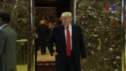 Trump'tan Muhabirlere ve Boeing'e Sürpriz
