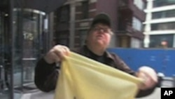 Michael Moore's 'Capitalism: A Love Story' Hits the Screen