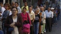 انتخابات برای گزينش ۱۶۵عضو مجلس ملی ونزوئلا برگزار شد