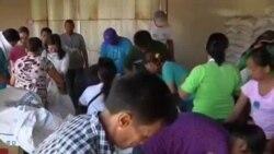 Người Việt ở Philippines cầu nguyện cho đồng hương chịu siêu bão