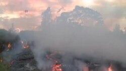 夏威夷火山噴發岩漿居民被令疏散