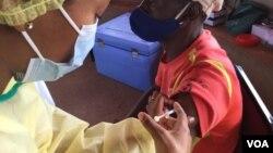 Chirongwa chekubaya nhomba yekudzivirira Covid-19 chaparurwa muBulawayo chinotarisirwa kubaya vanhu zviuru gumi nezvishanu.
