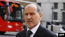 Mustafa Abdul Džalil, vodja libijskih pobunjenika