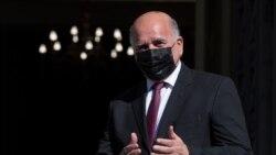 """美國之音獨家報導:伊拉克外長稱即將達成美國""""戰鬥部隊""""撤離協議"""