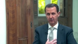 Assad Says Chemical Attack is '100 Percent Fabrication'