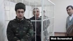 Intiqam Əliyev ( Foto Aynur İmranovanın facebook shifəsindən götürülüb)