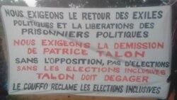 Des manifestations d'opposants ont été dispersées au Bénin