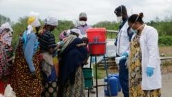Ibitigiri vy'Abahitanwa na COVID-19 mu Burundi Bikomeje Kwiyongera