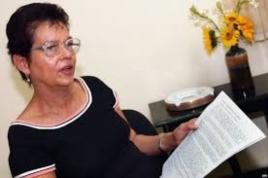 Miriam Leyva, periodista independiente cubana