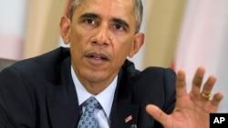 Obama lideró una reunión con jefes militares de 22 países que trabajan con Washington para derrotar al grupo extremista Estado Islámico.