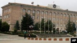 Լեռնային Ղարաբաղ, Ստեփանակերտ