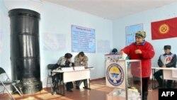 У Киргизстані відбулись президентські вибори