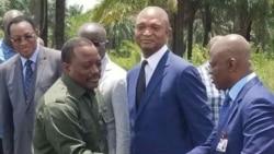 """Arrêt de """"toutes discussions"""" avec le Front Commun pour le Congo"""