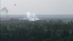 CN-Fighting Rages at Donetsk Airport Between Government Forces, Rebels