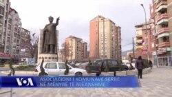 Përfaqësuesit serbë paralajmërojnë për asociacionin e komunave ku janë shumicë