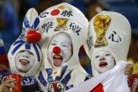 Japanese fans.