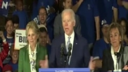 تاکید جو بایدن بر شکست دادن دونالد ترمپ در انتخابات