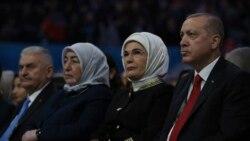 တူရကီသမၼတ Erdogan ကာ႔ဒ္လူမ်ိဳးေတြရဲ႕ေထာက္ခံမႈရ႐ွိဖို႔ အားထုတ္