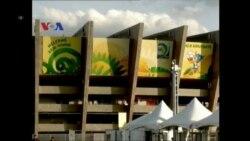 Zona Larangan Terbang di Brazil Selama Piala Dunia