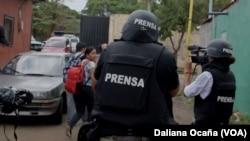 Laprès nan Nicaragua