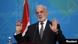 Глава МИД Ирака Ибрахим аль-Джафари