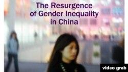 《剩女:中国性别不平等死灰复燃》一书的封面