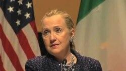 希拉里•克林顿 - 影响深远的女外交家