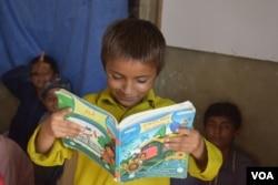 بچوں میں نئی چیزوں کے بارے میں جاننے اور پڑھنے کا جذبہ موجود ہوتا ہے۔
