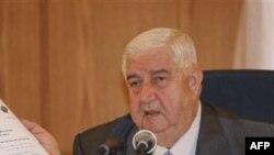 Bộ trưởng Ngoại giao Syria Walid al-Moallem nói rằng cuộc biểu quyết hôm thứ Bảy của Liên đoàn Ả Rập 'không có tính chính đáng'