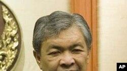 Bộ trưởng Quốc phòng Malaysia Ahmad Zahid