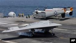 Hilgira Balefiran USS George H.W. Bush.