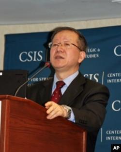 清华大学国际关系研究所教授楚树龙