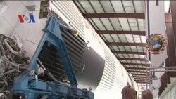 Lyndon B.Johnson Space Center, Houston - Liputan Feature VOA
