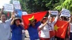 Truyền thông Trung Quốc yêu cầu Mỹ 'câm mồm' trong vấn đề Biển Đông
